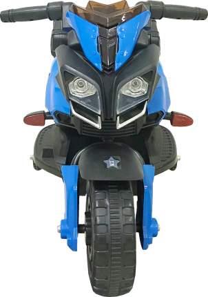 Электромотоцикл Be2Me двухколесный синий