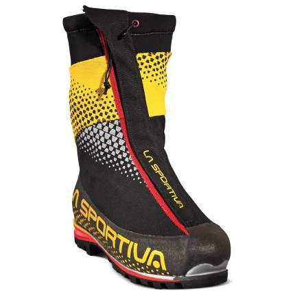 Ботинки La Sportiva G2 SM, black/yellow, 39 FR