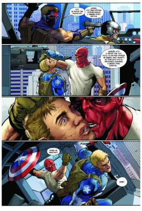 Комикс Современные Мстители: Следующее поколение (обложка BubbleFest)