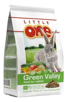 Корм для кроликов Little One Green Valley, Зеленая долина, из разнотравья, 750г