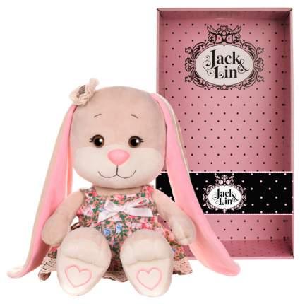 Мягкая игрушка животное Jack&Lin Зайка JL-051903-25
