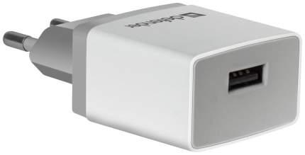 Сетевой адаптер Defender UPA-11 белый, 1хUSB, 5V/1А