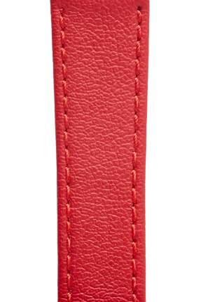 Классический ремешок для часов из кожи теленка Signature 111589 красный