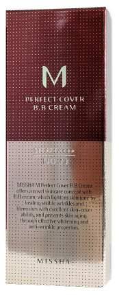 BB средство Missha M Perfect Cover Cream 23 Натуральный бежевый 20 мл