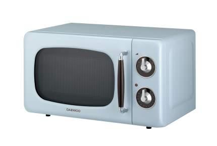 Микроволновая печь соло Daewoo KOR-6697LN Blue