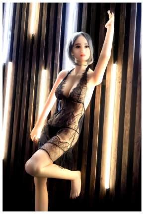 Кукла реалистичная Lijoin Anna TPE, телесный, 168 см