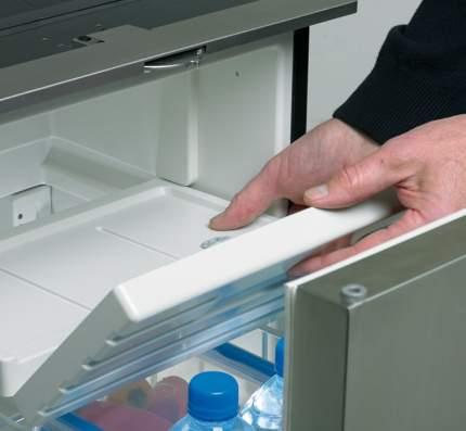 Автохолодильник Waeco CRD 50S серый, серебристый