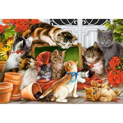 C151639/Кошки-мышки-пазлы