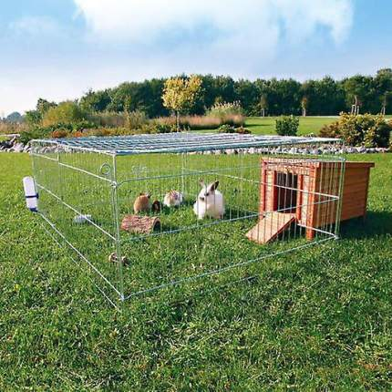 Загон для кроликов TRIXIE 65х116х216см крытый