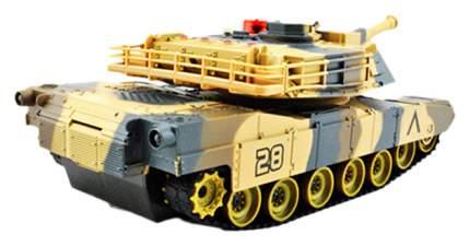 Радиоуправляемый танковый бой Zegan Leopard 2A5 vs Tiger I 99823