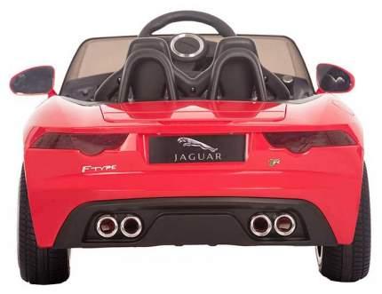 Радиоуправляемый детский электромобиль Harleybella Jaguar DMD-218 RS-3 Red
