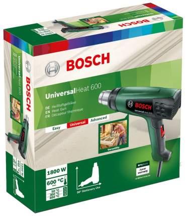 строительный фен Bosch UniversalHeat 600