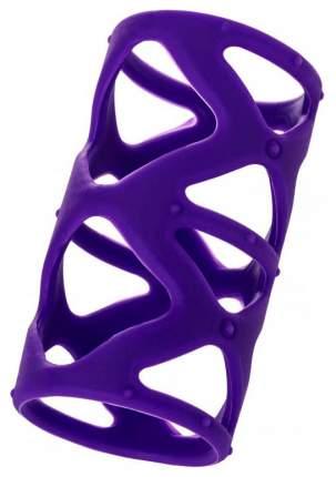 Насадка A-toys Penis Extender сетка фиолетовый 7,5 см