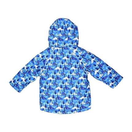 Куртка Lappi Kids Routa 2919 р.80-86 см голубой