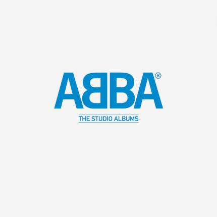 Виниловая пластинка ABBA The Studio Albums (8LP)