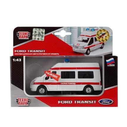 Машина скорой помощи Технопарк Ford Transit