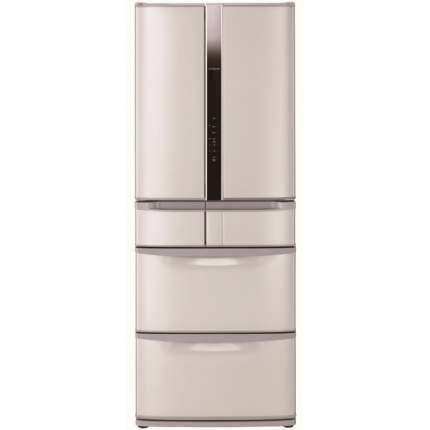 Холодильник Hitachi R-SF 48 EMU T Beige