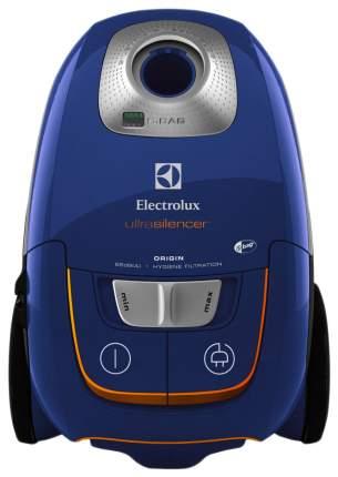Пылесос Electrolux Ultra Silencer USORIGINDB Orange/Blue