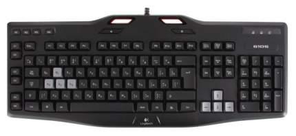Игровая клавиатура Logitech G105 Black (920-005056)