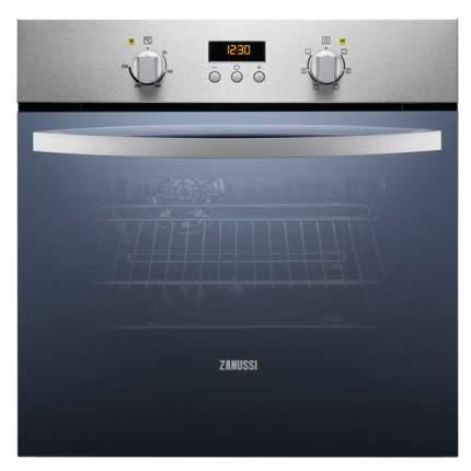Встраиваемый электрический духовой шкаф Zanussi ZZB525601X Silver