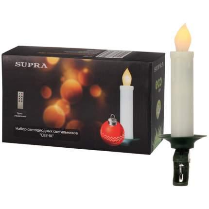 Электронная свеча LED Supra LC-10NY