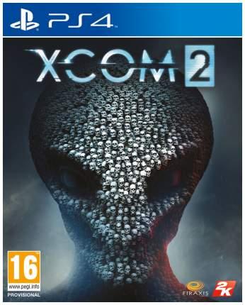 Игра для PlayStation 4 XCOM 2