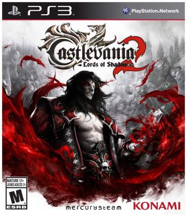 Игра для PlayStation 3 Castlevania: Lords of Shadow 2