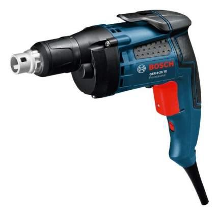 Сетевой шуруповерт Bosch GSR 6-25 TE 601445000