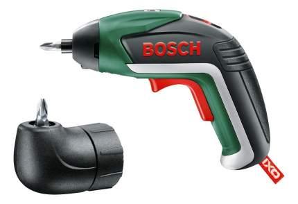 Аккумуляторная отвертка Bosch IXO V (medium) 06039A8021