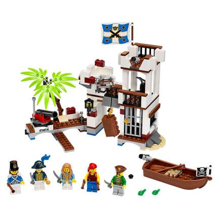Конструктор LEGO Pirates Форт (70412)