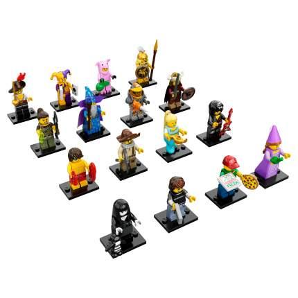 Конструктор LEGO minifigures серия 12 71007