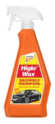 Полироль для кузова Kangaroo Higlo Wax 312664 0,65л