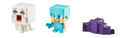 Игровой набор Minecraft Набор из 3х фигурок персонажей minecraft CGX24 CKH42