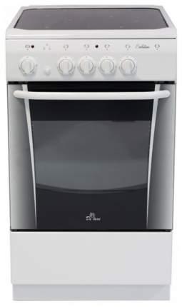 Электрическая плита DeLuxe 506004.04 ЭС White