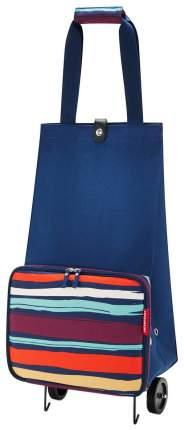 Дорожная сумка Reisenthel Foldable Trolley Artist Stripes 29 x 27 x 66