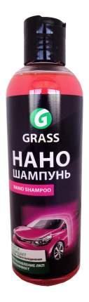 Автошампунь GRASS Nano Shampoo 0,25л