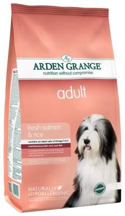 Сухой корм для собак Arden Grange Adult, лосось,  12кг