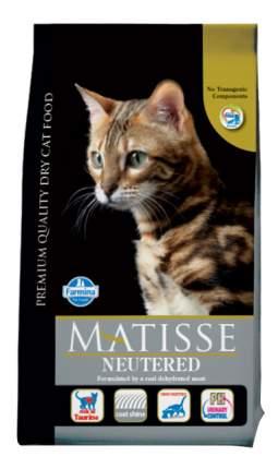 Сухой корм для кошек Farmina Matisse Neutered, для стерилизованных, курица, 20кг