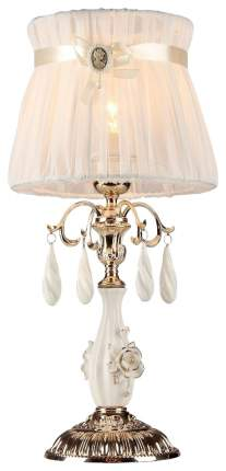Настольный светильник Maytoni Cameo ARM324-11-G Бежевый, белый