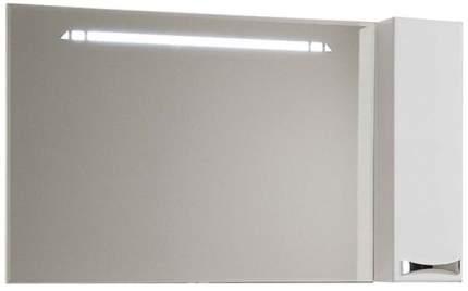 Зеркало для ванной AQUATON Диор 120 1A110702DR01R белый