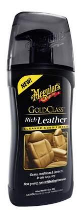 Очиститель и кондиционер для кожи Gold Class - 400 мл G-17914