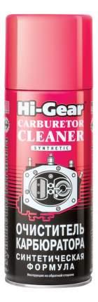 Очиститель карбюратора (синтетическая формула, аэрозоль) Hi Gear HG3116
