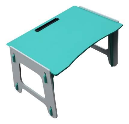 Стол Играем-собираем Фигурный ДШ №2 зеленый