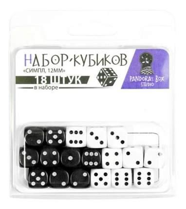 Семейная настольная игра Pandora's Box Набор кубиков симпл