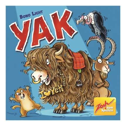 Семейная настольная игра Zoch Verlag настольная игра Zoch Verlag Як Yak