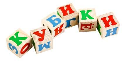 """Детские кубики Томик """"Алфавит"""" 1111-1"""