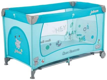 Манеж-кровать Jetem C3 happy elephants