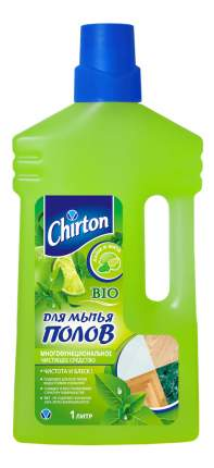 Универсальное чистящее средство Chirton лайм и мята 1000 мл