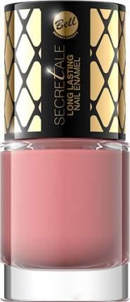 Лак для ногтей стойкий BELL Secretale Long Lasting Nail Enamel, тон 06 Светло-розовый
