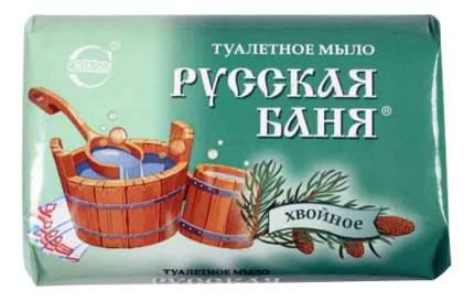 """мыло """"Русская баня"""" хвойное, 100 г"""